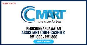Jawatan KosongTerkini C-Mart 7 Sdn Bhd