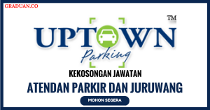 Jawatan KosongTerkini Damansara Uptown Car Parks