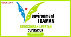 Jawatan KosongTerkini E-Idaman Sdn Bhd