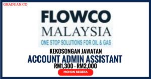 Jawatan KosongTerkini Flowco Malaysia