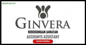 Jawatan KosongTerkini Ginvera Marketing Enterprise Sdn Bhd