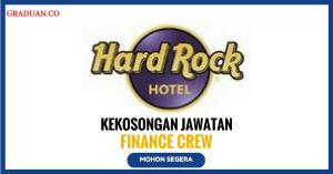 Jawatan KosongTerkini Hard Rock Hotel