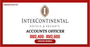 Jawatan KosongTerkini InterContinental Hotels & Resorts