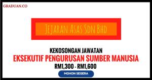 Jawatan KosongTerkini Jejaran Asas Sdn Bhd