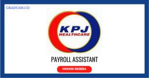 Jawatan KosongTerkini KPJ Selangor Specialist Hospital