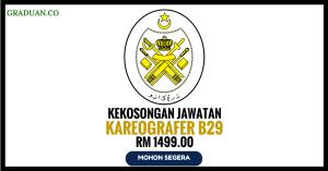 Jawatan KosongTerkini Kerajaan Negeri Terengganu