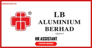 Jawatan KosongTerkini LB Aluminium Berhad