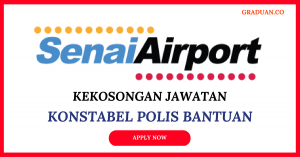Jawatan KosongTerkini Lapangan Terbang Antarabangsa Senai