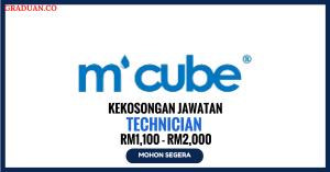 Jawatan KosongTerkini M-Cube Engineering