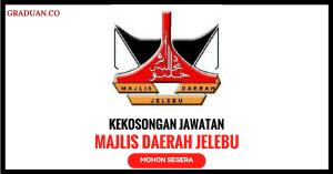 Jawatan KosongTerkini Majlis Daerah Jelebu