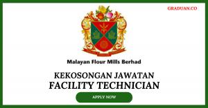 Jawatan KosongTerkini Malayan Flour Mills Berhad