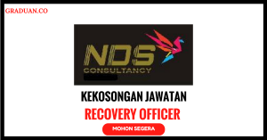 Jawatan KosongTerkini NDS Consultancy Sdn Bhd