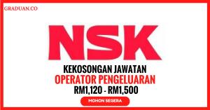 Jawatan KosongTerkini NSK Micro Precision (M) Sdn Bhd