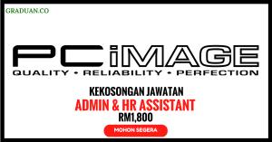 Jawatan KosongTerkini PC Image Sdn Bhd