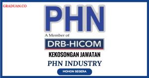 Jawatan KosongTerkini PHN Industry