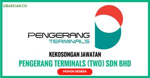Jawatan KosongTerkini Pengerang Terminals (TWO) Sdn Bhd