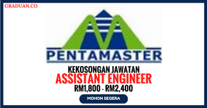 Jawatan KosongTerkini Pentamaster Corporation