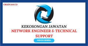 Jawatan KosongTerkini Rayyan-Tech System