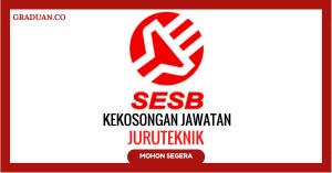 Jawatan KosongTerkini Sabah Electricity Sdn Bhd (SESB)