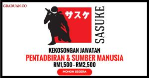 Jawatan KosongTerkini Sasuke Premium Outlet