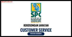 Jawatan KosongTerkini Sumber Petroleum Cemerlang Sdn Bhd