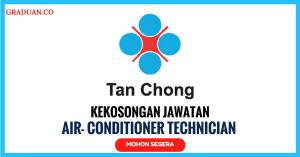 Jawatan KosongTerkini Tan Chong Motor