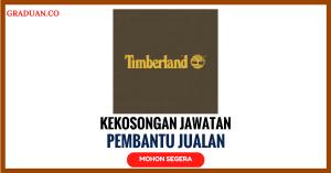 Jawatan KosongTerkini Timberland
