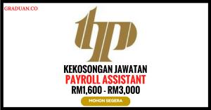 Jawatan KosongTerkini Tomypak Flexible Packaging Sdn Bhd