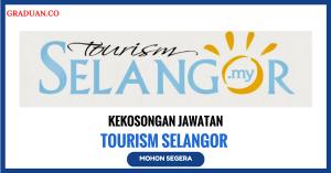Jawatan KosongTerkini Tourism Selangor