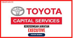 Jawatan KosongTerkini Toyota Capital Malaysia