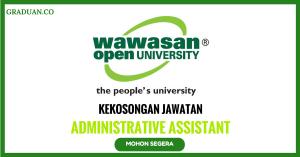 Jawatan KosongTerkini Wawasan Open University Sdn Bhd