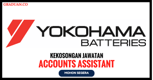 Jawatan KosongTerkini Yokohama Distribution Services