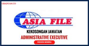 Jawatan KosongTerkini Asia File Products