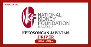 Jawatan KosongTerkini Yayasan Buah Pinggang Kebangsaan Malaysia (NKF)