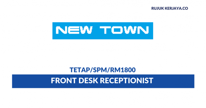 Hotel New Town ~ Front Desk Receptionist