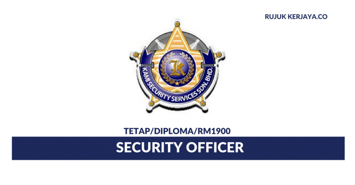 KAMI Security Services ~ Security Officer