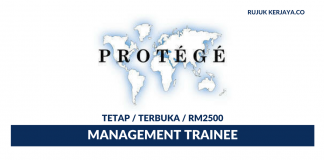 Protege Grow ~ Management Trainee