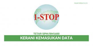 Kerani Kemasukan Data Di 1-Stop Docentre