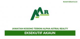 Alpha Astral Realty ~ Eksekutif Akaun