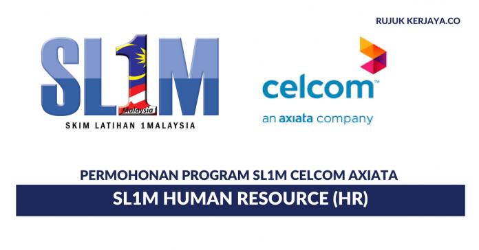 Permohonan Program SL1M Celcom Axiata Berhad