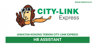 HR Assistant City-Link Express