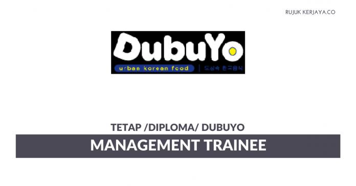 DubuYo ~ Management Trainee