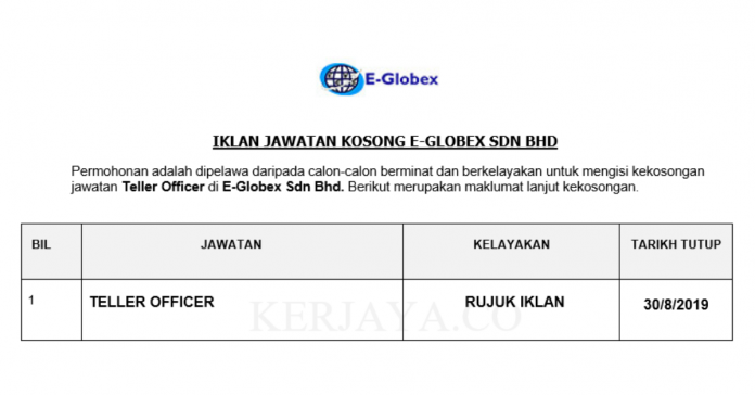E-Globex Sdn Bhd