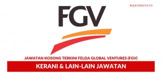 Felda Global Ventures (FGV)