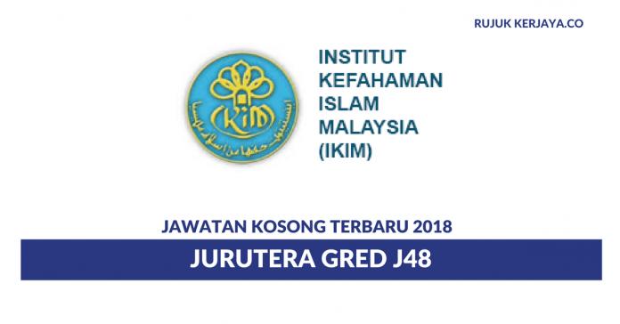 Institut Kefahaman Islam Malaysia (IKIM) ~ Jurutera