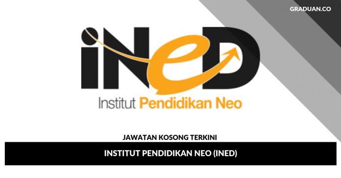 _Jawatan Kosong Terkini Institut Pendidikan Neo (iNED)