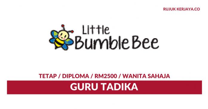 Guru Tadika Di Little Bumble Bee
