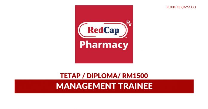 Management Trainee RedCap Pharmacy