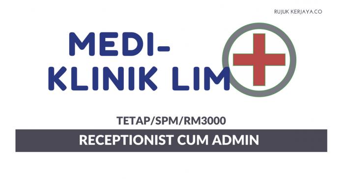 Admin Di Medi-Klinik Lim