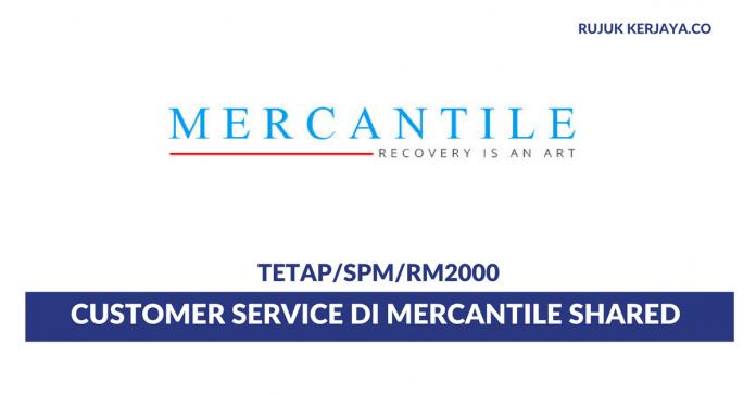 Mercantile Shared ~ Customer Service